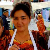 Лица Узбекистана