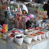 Специи на базаре
