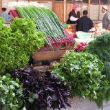 Зелень на базаре