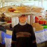 Мальчик - Самарканский базар