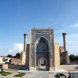Мечеть Биби Ханум. Самарканд
