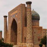 Памятники Самарканда