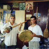 Музыка в Узбекистане.