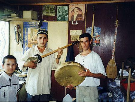 Фото узбекистана культура