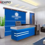 REXPO: Дизайн-проект интерьера офиса