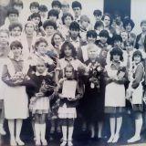 Андижан школа 14 последний звонок 1985