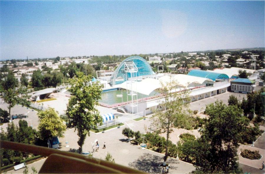 город Андижан
