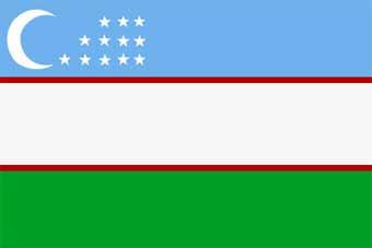 Флаг Узбекистана Флаг Республики Узбекистан Флаг Узбекистана