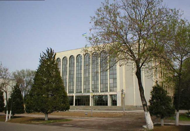 г. Гулистан, Администрация города