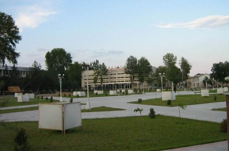 Узбекистан г.Наманган
