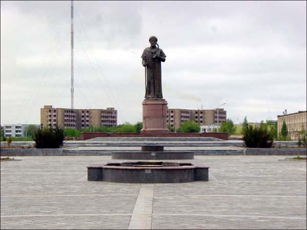 город Навои