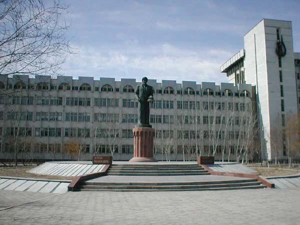 г. Нукус, Мирзо Улугбек