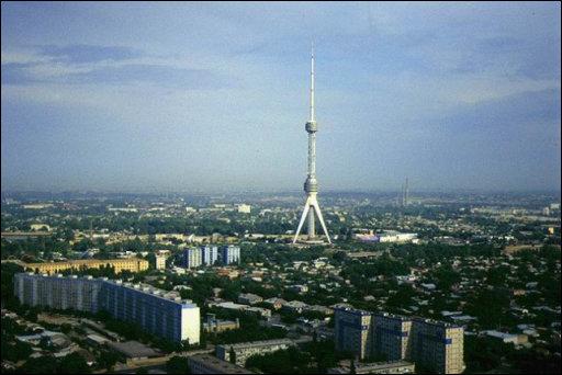 Узбекистан город Ташкент