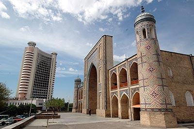Прошлое и настоящее Ташкента